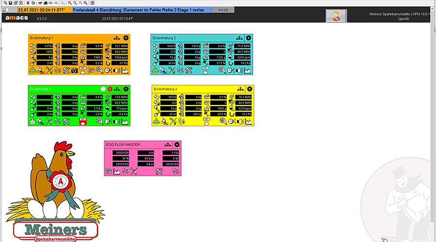 Screenshot of a computer screen
